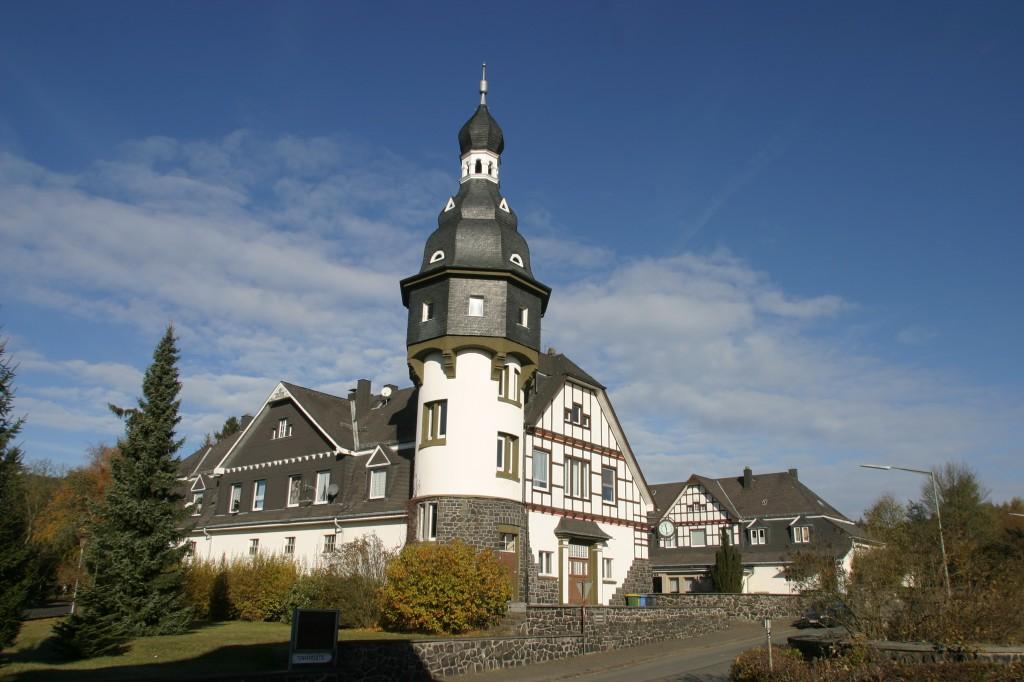 Heimhof-Theater von außen