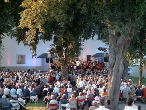 Römerkonzert in Burbach