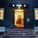Hotel Snorrenburg Aussenansicht