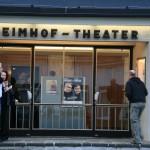 Der Eingangsbereich des Heimhof-Theaters
