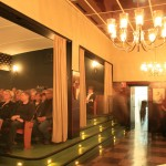 Vorraum des Saals im Heimhof-Theater