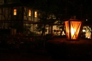 Burbach bei Nacht