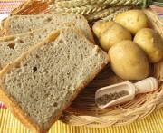 Kartoffelbrot aus dem Brotbackautomaten