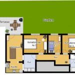 Schnitt Wohnung-R6