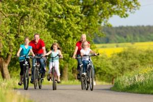 """Die Radsaison wird in Burbach am 28. April beim """"Anradeln"""" eröffnet."""