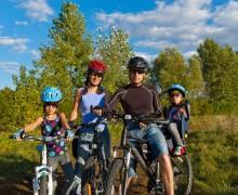 """In Burbach wird die Radsaison beim """"Anradeln"""" am 27. April 2014 eröffnet."""