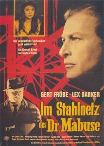 2014-02-09 FP 'Im Stahlnetz des Dr. Mabuse' Plakat