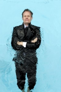 Max Uthoff ist am 14.2.2014 zu Gast im Heimhof-Theater.