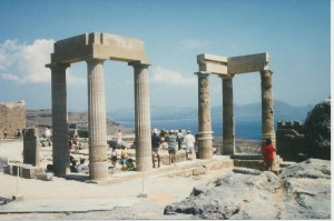 Akropolis von Lindos 001