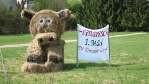 Zum 7. Mal startet die ku(h)linarische Maiwanderung am 1. Mai in Niederdresselndorf.